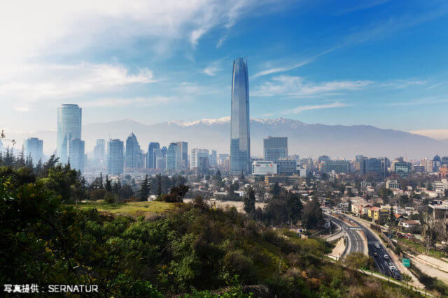 サンティアゴ市内観光