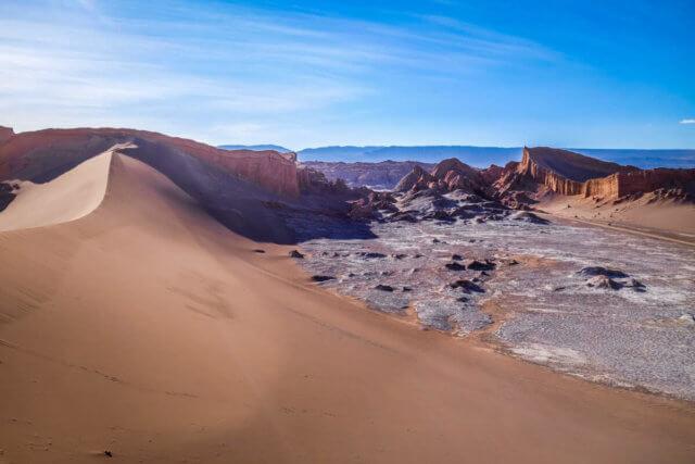神秘の大地 アタカマ砂漠