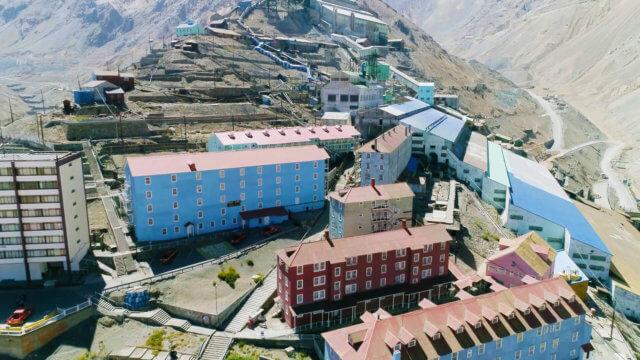 世界遺産 スウェルの鉱山都市